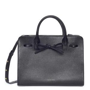 Mansur Gabriel Black Sun Bag